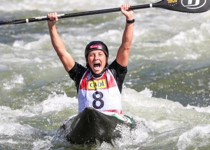 Slovenia Eva Tercelj La Seu world championships 2019