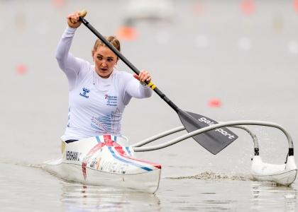 Great Britain Charlotte Henshaw VL3 Copenhagen 2021