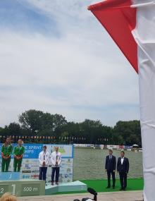 Hungary gold medal Plovdiv 2018