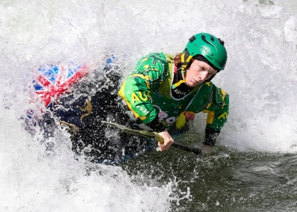 Australia Jack Newland freestyle world championships Sort 2019