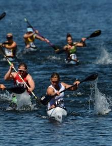 Ocean Marathon K1 Henriette Engel Hansen
