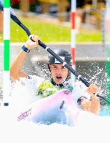 Australia Lucian Delfour 2018 Oceania Championships