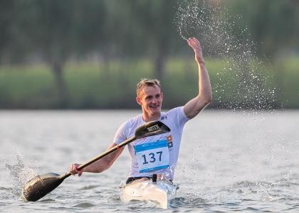 Denmark Mads Pedersen marathon world championships Shaoxing 2019