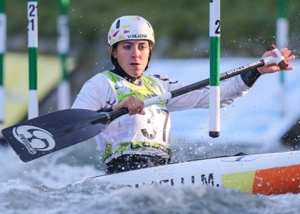 2019 ICF Canoe Slalom World Championships La Seu d'Urgell Spain Marta BERTONCELLI
