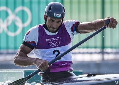 Matej BENUS Slovakia Tokyo 2020 Mens Canoe Heats