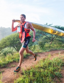 Hank McGregor Andy Birkett South Africa 2018 Dusi Marathon