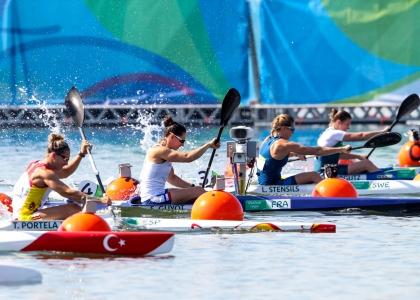 Olympics Rio 2016 women K1