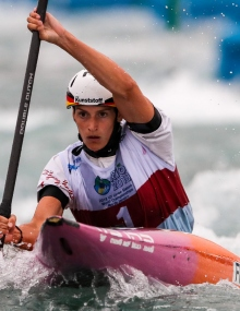 Germany Ricarda Funk Rio 2018