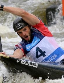 Great Britain Ryan Westley European Championships C1