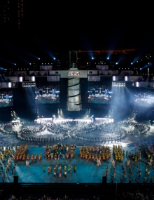 Singapore Youth Olympic Games Opening Ceremony