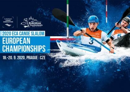 2020 ECA canoe slalom European championships Prague