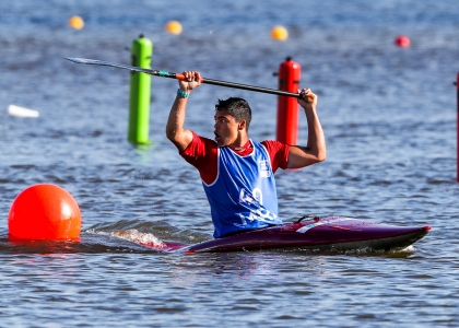 Mauritius Terence Saramandif Youth Olympic Games 2018