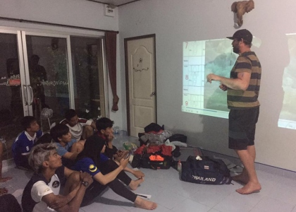 Talent Identification Camp Thailand