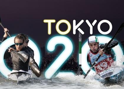 Tokyo 2020 Olympics Japan International Canoe Federation Kayak News Header