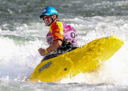 France Tom Dolle canoe freestyle world championships Sort 2019