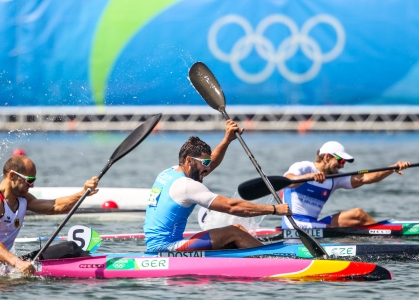 Olympics Rio 2016 men K1