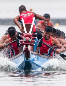 2018 ICF Canoe Dragon Boat World Championships Lake Lanier America USA