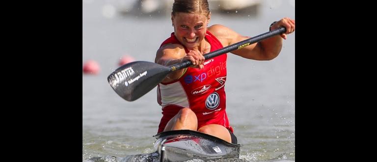 Henriette Engel Hansen (DEN) DKDenmark  Canoe Sprint