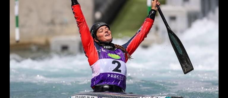Great Britain Mallory Franklin C1 women Lee Valley 2019
