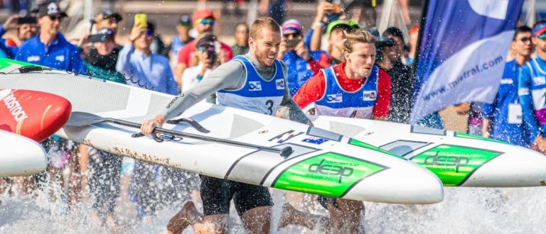 Stand up paddling world championships SUP Qingdao 2019