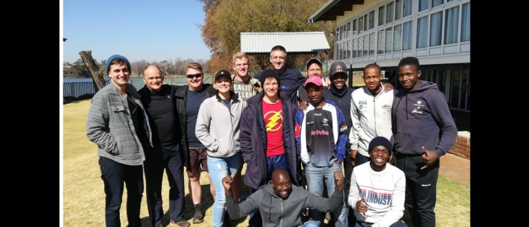 Canoe coaches South Africa