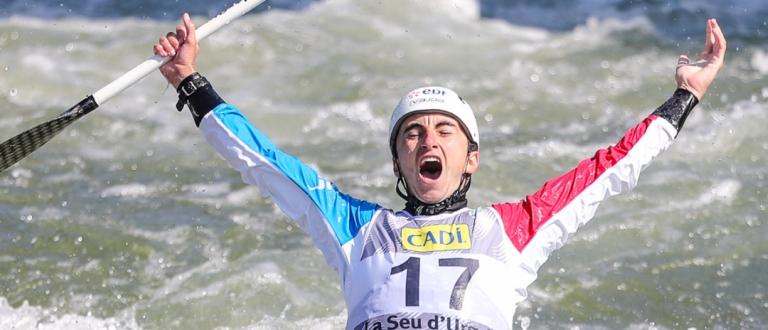 France Cedric Joly world championships La Seu 2019