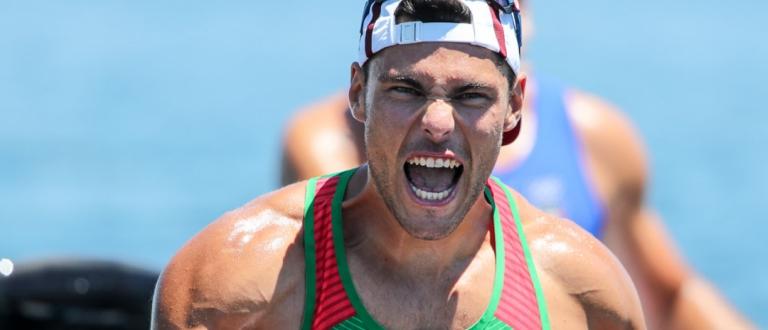 Hungary Sandor Totka K1 200 Olympics Tokyo