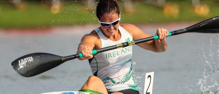 Ireland Jenny Egan K1 canoe sprint