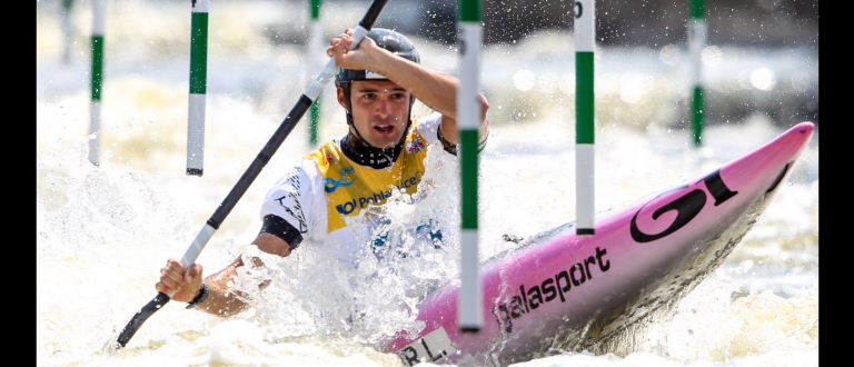 Lucien Delfour Australia Prague K1