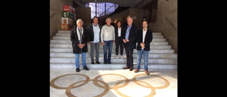 ICF marathon committee meeting Madrid