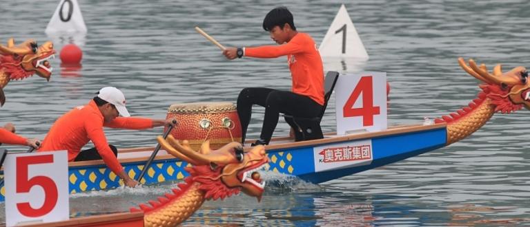 Ningbo dragon boat world cup China 2019