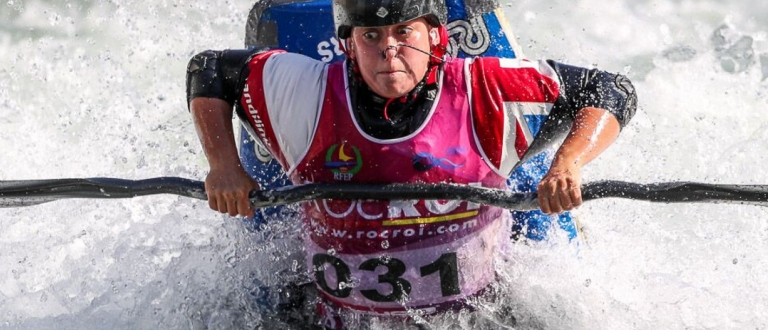 Great Britain Ottilie Robinson-Shaw freestyle world championships Sort 2019