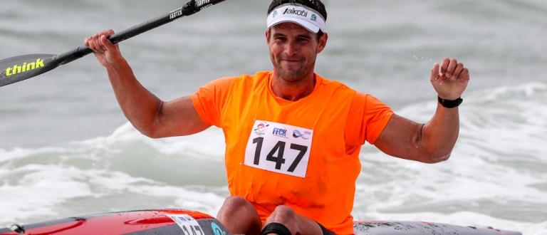 South Africa Sean Rice ocean racing France 2019