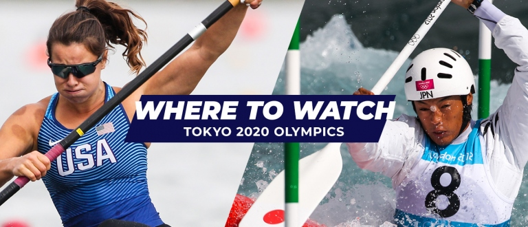 Where to watch Tokyo 2020 Olympics