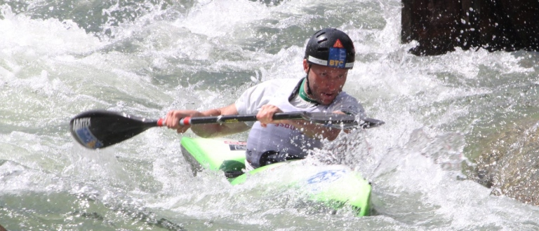 Wildwater World Cup Nejc Znidarcic