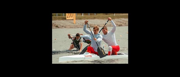 World University Canoe Sprint Championships