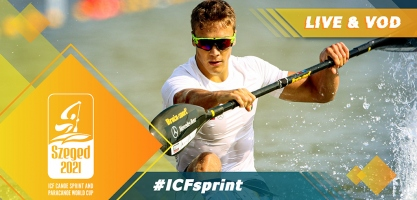 2021 ICF Canoe Kayak Sprint World Cup 1 Szeged Hungary Tokyo 2020 Olympic Qualification Live TV Coverage Video Streaming