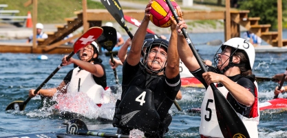 2018 ICF Canoe Polo World Championships Welland Canada Day 6