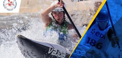 ICF Canoe Slalom World Cup, Krakow, Poland