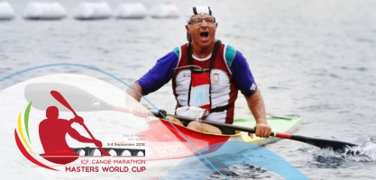 2018 ICF Canoe Marathon Masters World Cup Prado Vila Verde