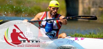 2018 ICF Canoe Marathon World Championships Prado Vila Verde