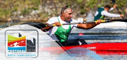 2018 ICF Canoe Paracanoe World Championships Montemor-o-Vehlo
