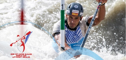2018 ICF Canoe Slalom World Cup 1 Liptovsky Slovakia