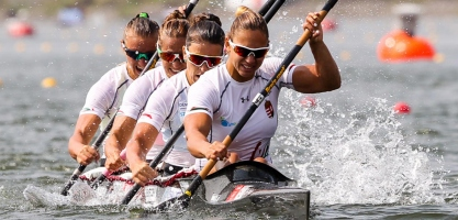 2018 ICF Canoe Sprint World Cup 1 Szeged Hungary