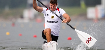 2018 ICF Canoe Sprint World Cup 2 Duisburg Germany