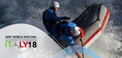 2018 World Rafting Federation Junior & U23 World Championships Ivrea