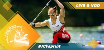 2019 ICF Canoe Sprint Junior U23 World Championships Pitesti Romania