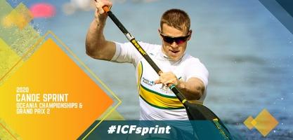 2020 Canoe Sprint Oceania Championships Tokyo Olympic Qualifier Penrith Australia