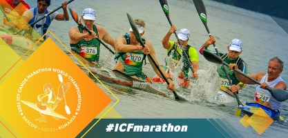 2021 ICF Canoe Kayak Marathon Masters World Championships Pitesti Romania