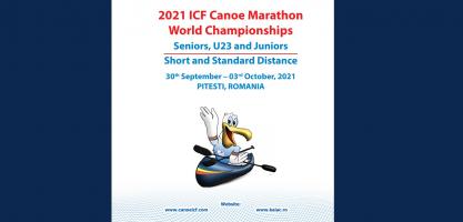 2021 ICF Canoe Marathon World Championships - logo